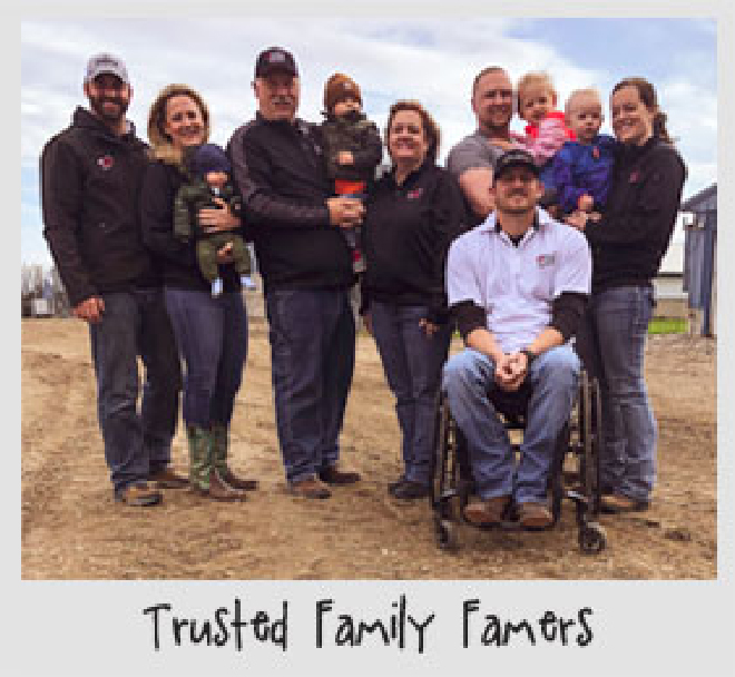 Trusted Family Famers